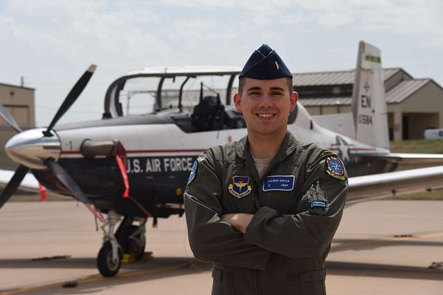 Film to flying: Former producer finds new success in the sky
