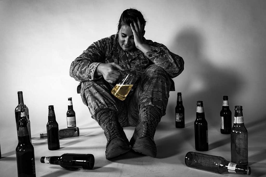 Airman battles alcoholism, prevails