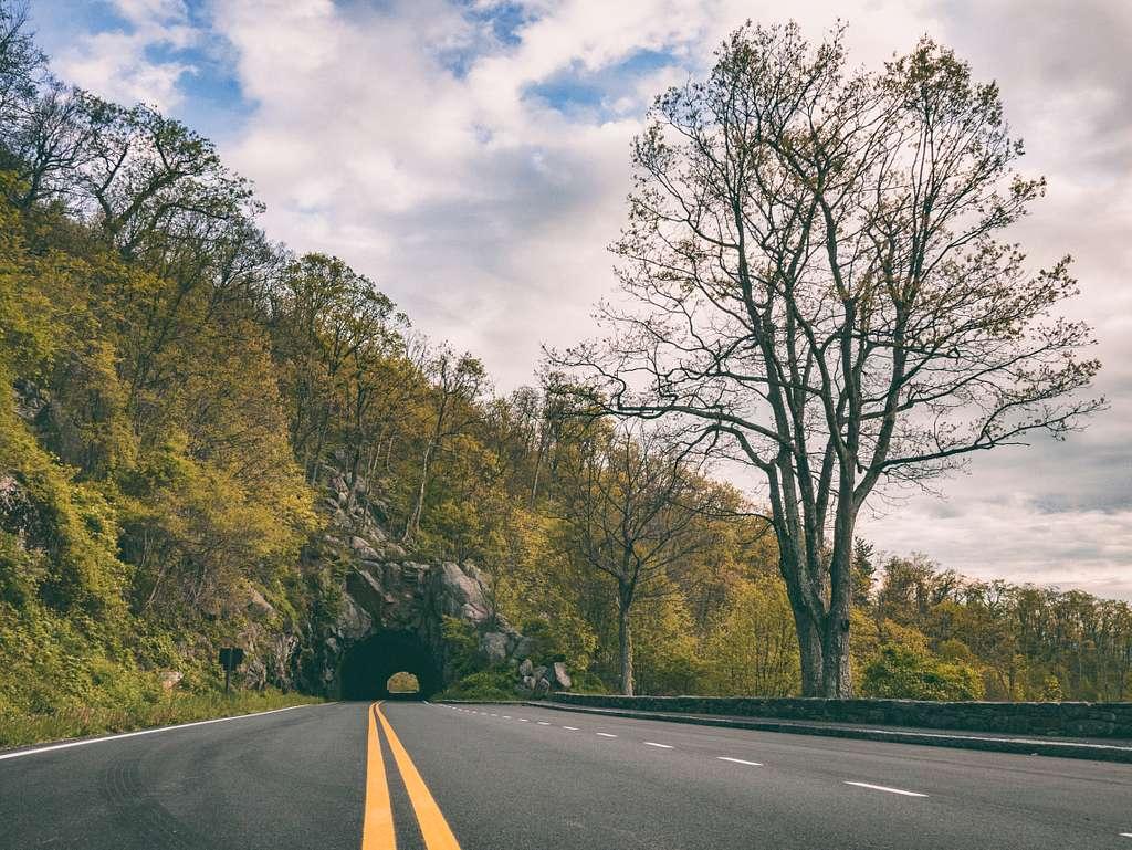 Skyline Drive (Unsplash)