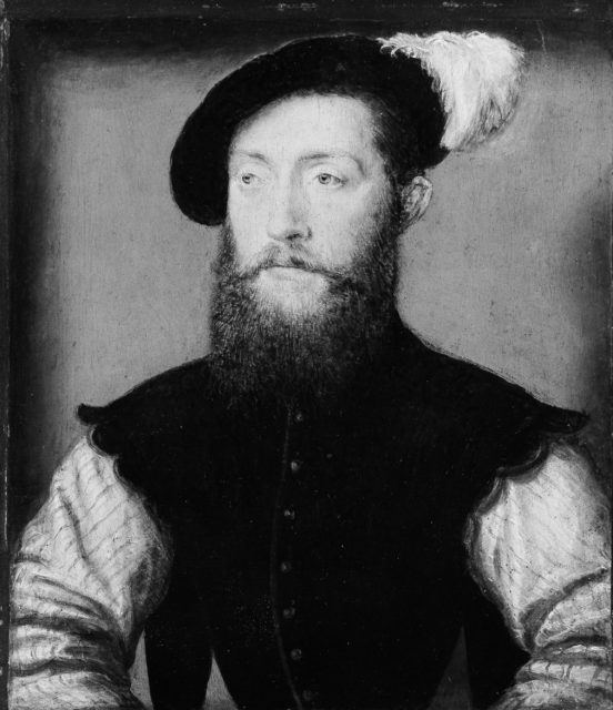 Charles de Cossé (1506–1563), Comte de Brissac