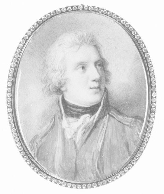 Ensign Lionel Robert Tollemache (1774–1793)