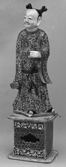 Figure of Han Xiangzi, One of the Eight Immortals