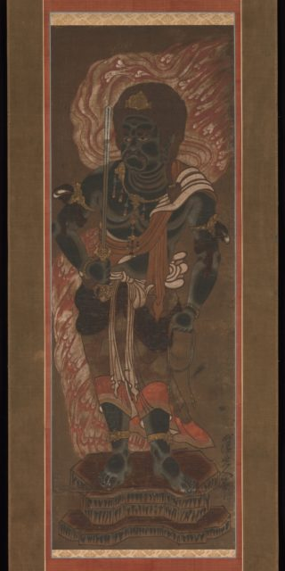 Fudō Myōō and Two Attendants