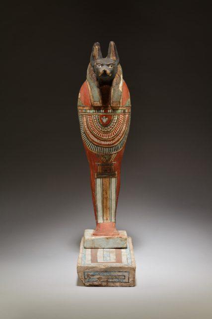 Funerary Figure of Duamutef