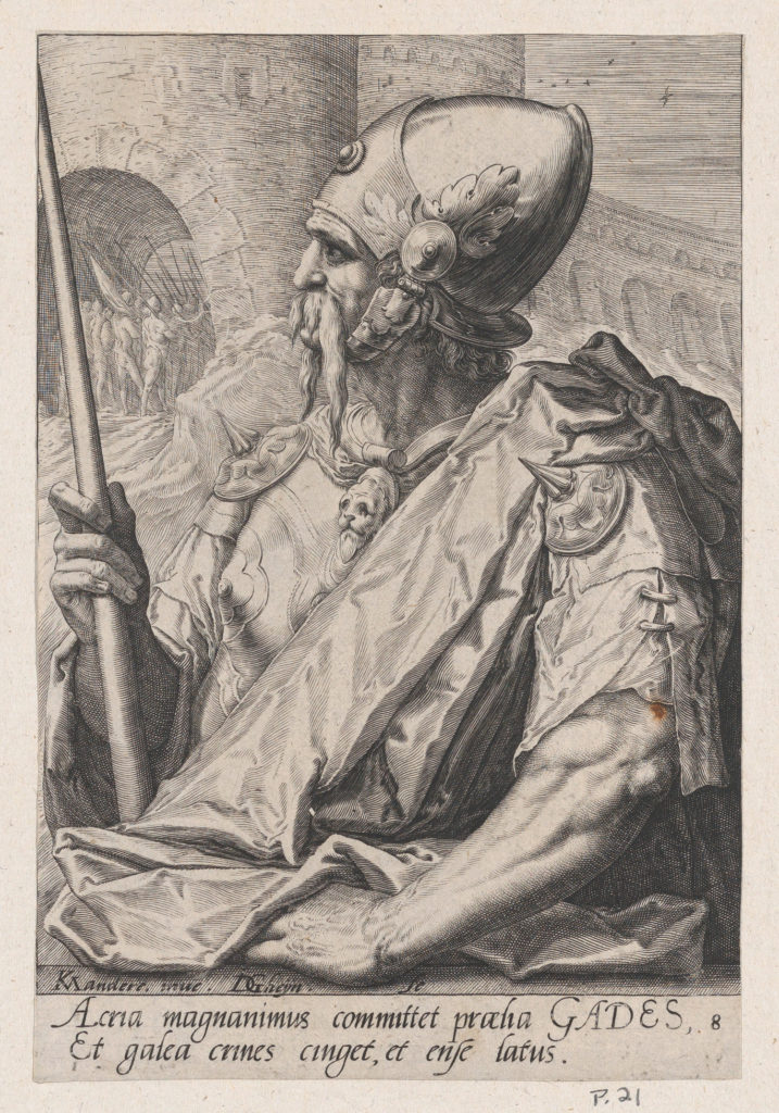 Gad, from The Twelve Sons of Jacob