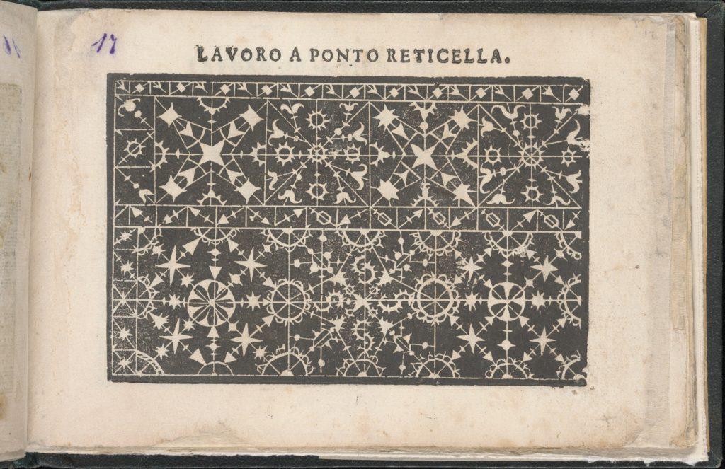 Gemma pretiosa della virtuose donne, page 17 (recto)