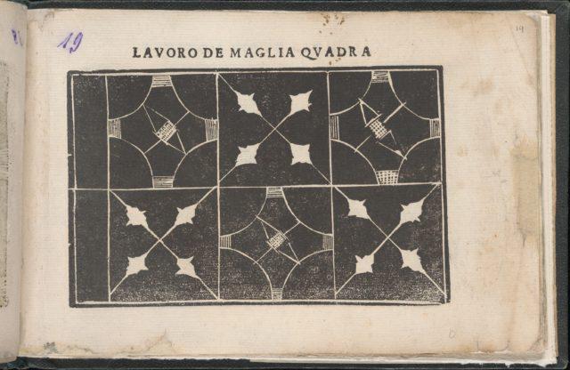 Gemma pretiosa della virtuose donne, page 19 (recto)