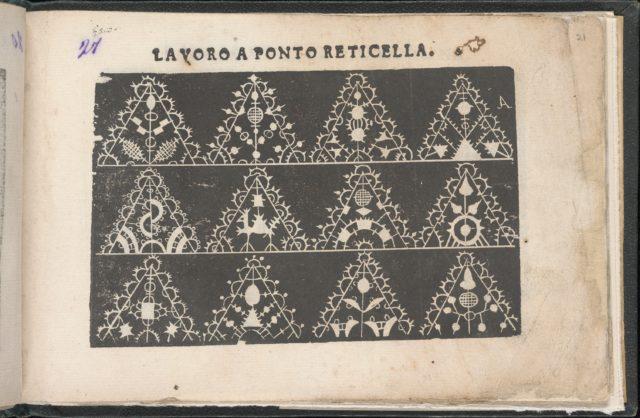 Gemma pretiosa della virtuose donne, page 21 (recto)