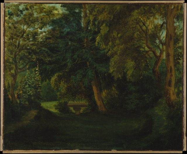 George Sand's Garden at Nohant