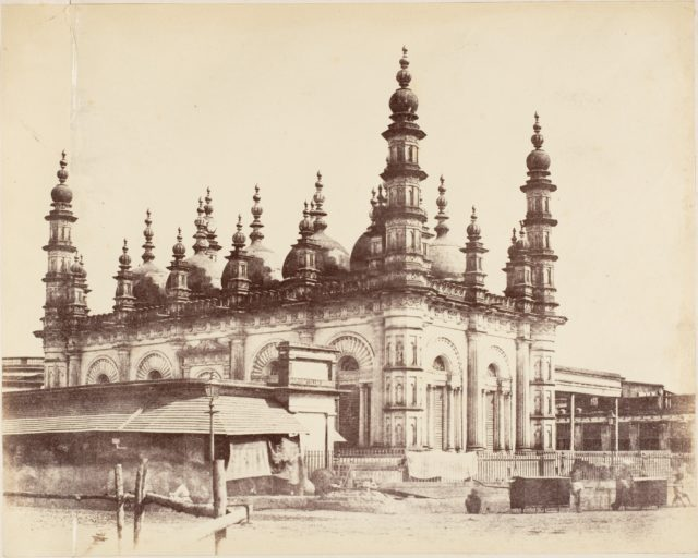 [Ghulam Muhammad Mosque, Calcutta]