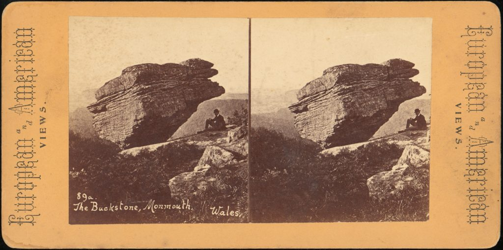 [Group of 6 Stereograph Views of British Landscapes]