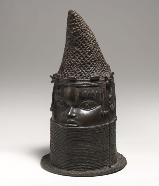 Head of a Queen Mother (Iyoba)