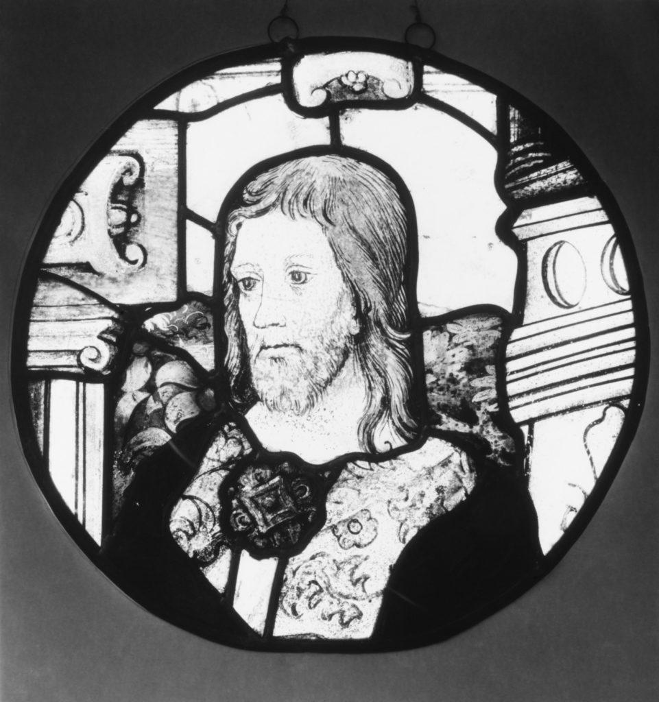 Head of Saint John the Baptist (one of a pair)
