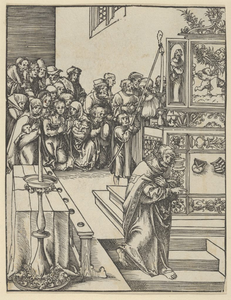 John from the Martyrdom of the Twelve Apostles
