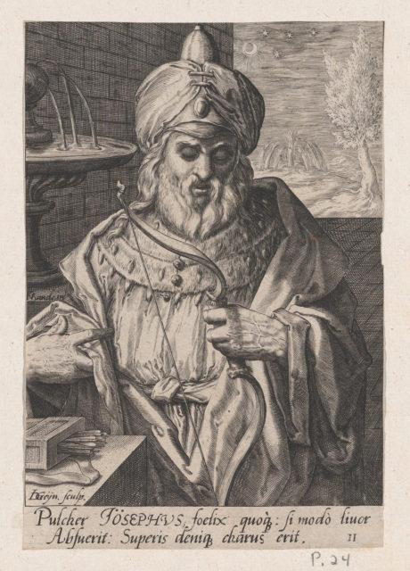 Joseph, from The Twelve Sons of Jacob
