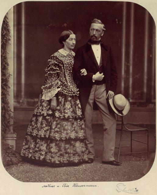 Mathias und Elise Höusermann
