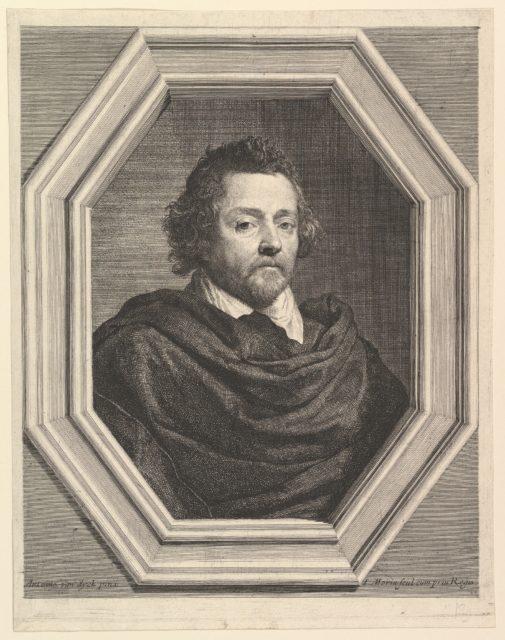 Nicolas Chrystin, bourgeois d'Anvers