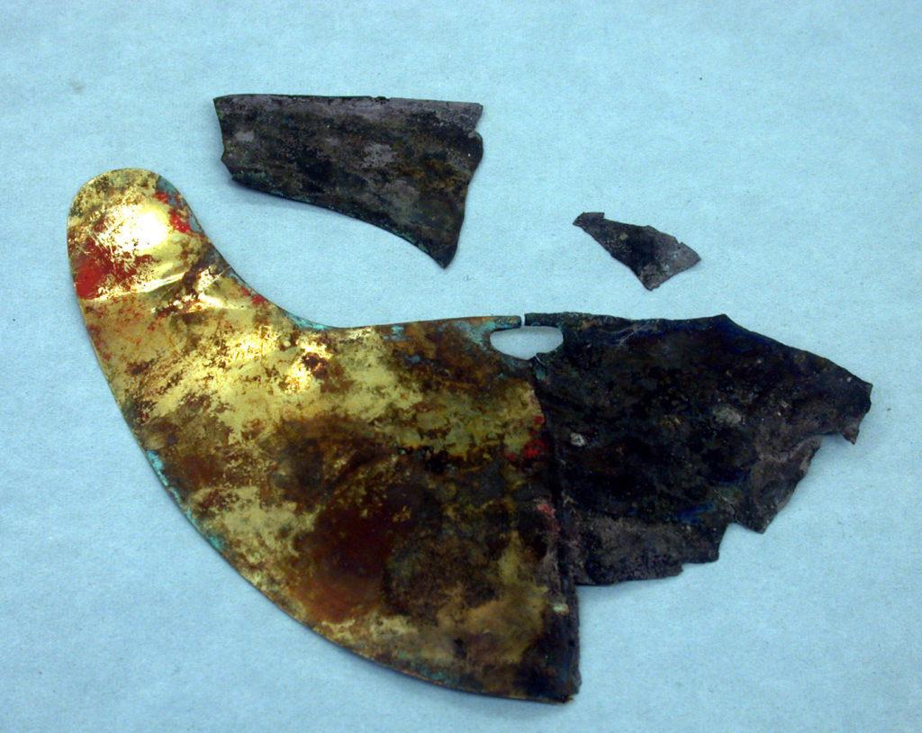 Nose Ornament Fragment