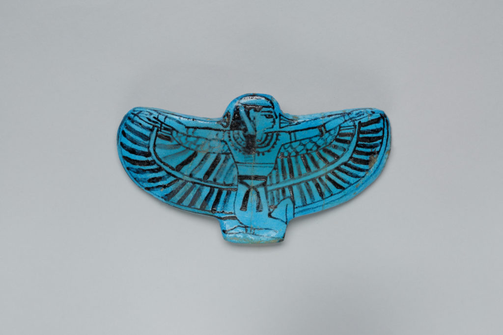 Nut pectoral for a mummy