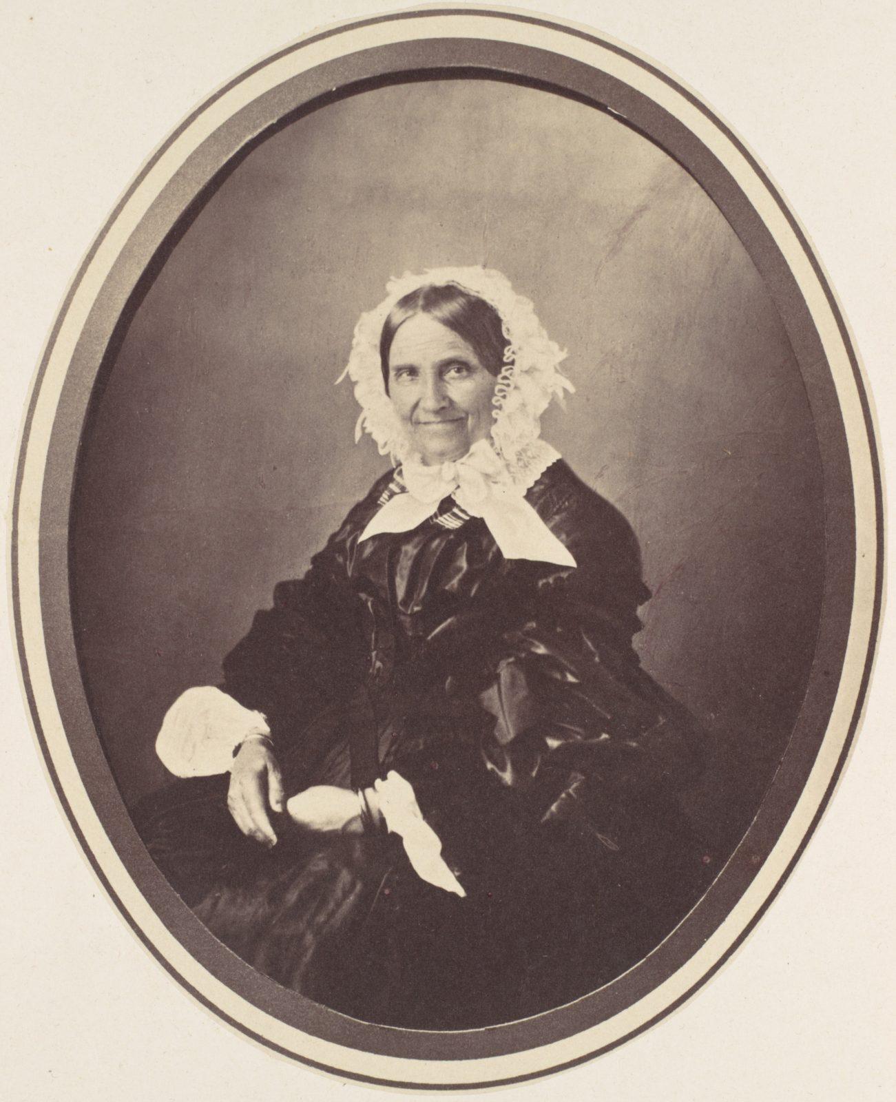 [Portrait of an Elderly Woman]