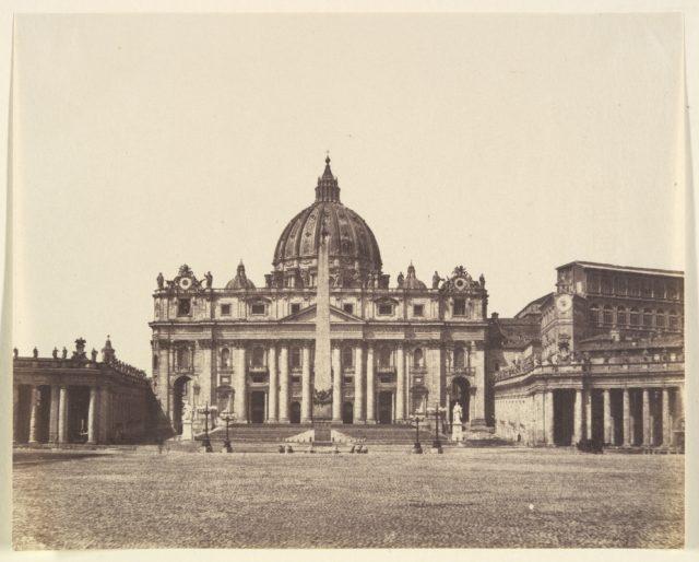 [St. Peter's, Rome]