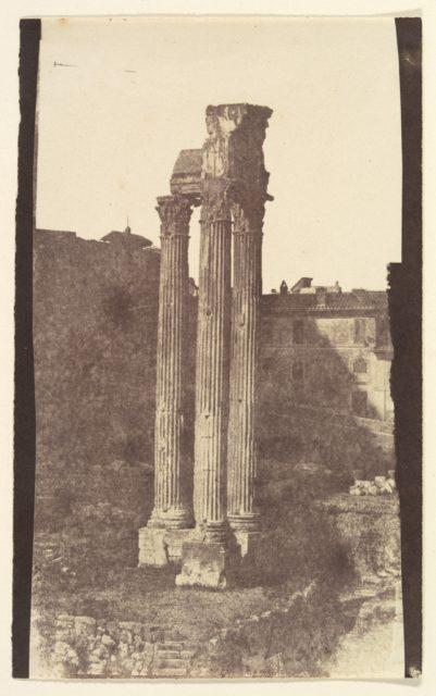 [Temple of Jupiter Tonans, Rome]