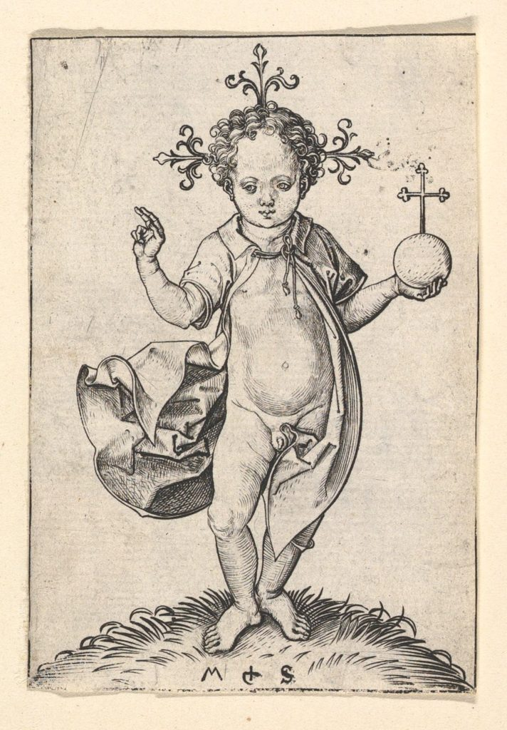 The Christ Child with an Orb