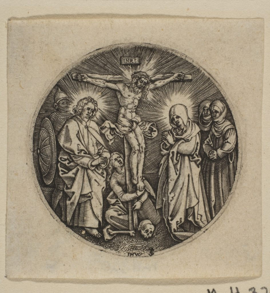 The Crucifixion (Round) (copy)