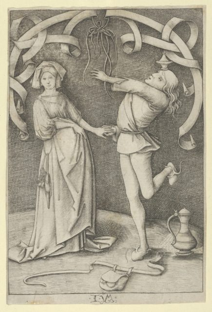 The Fool and the Lady