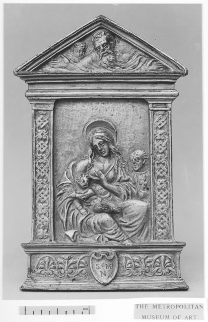 Virgin and Child with St. Joseph