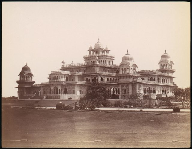 [Albert Hall Museum, Jaipur]