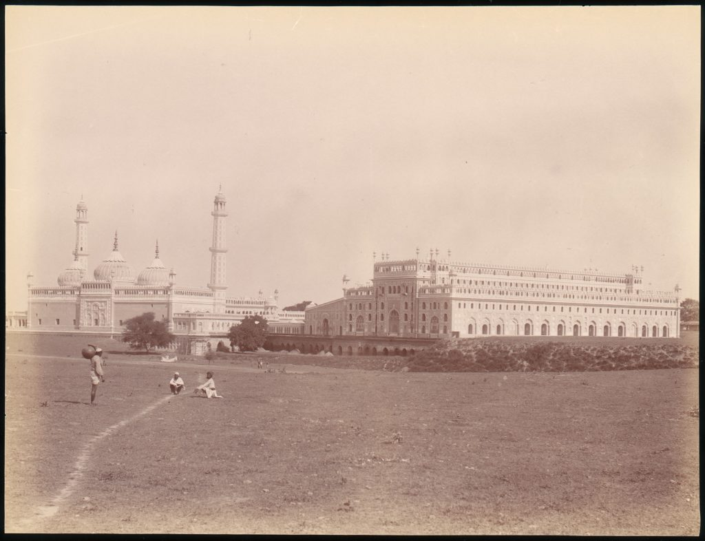 [Asafi Mosque and the Bara Imambara, Lucknow, India]