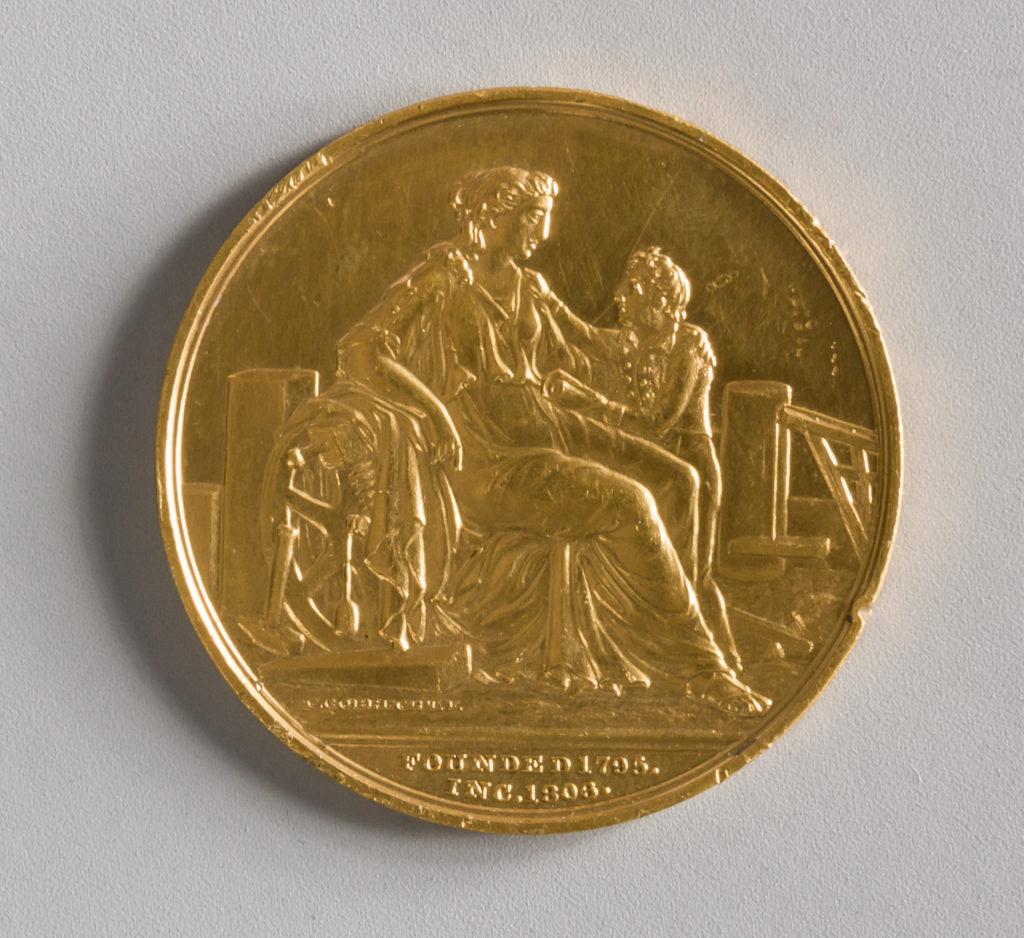 Award to Hammond Typewriter Co., Massachusetts Charitable Mechanic Association, 1887