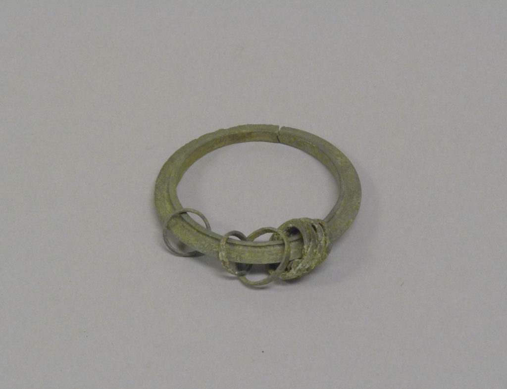 Bangle with Rings