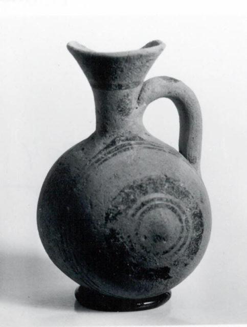 Barrel jug