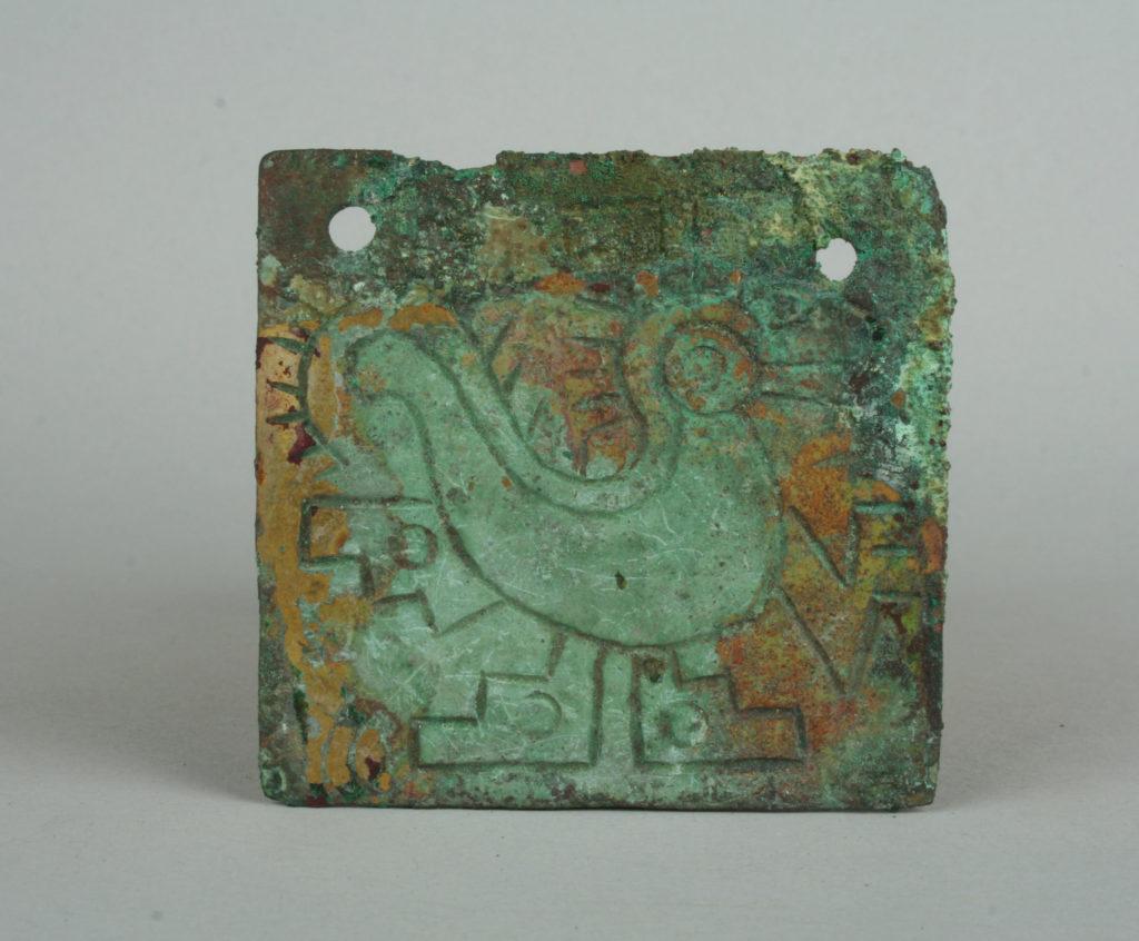Bird Plaque Ornament