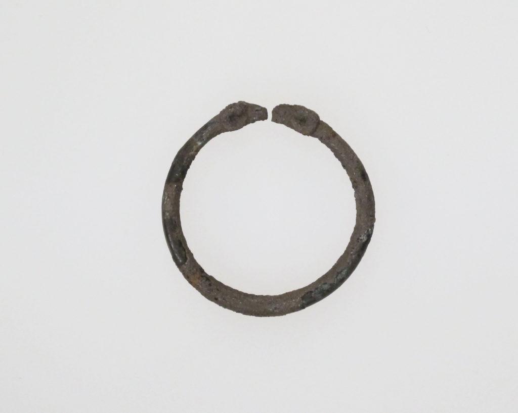 Bracelet with rams' heads