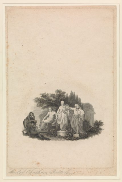 Demosthenes, Cicero and William Pitt, Earl of Chatham