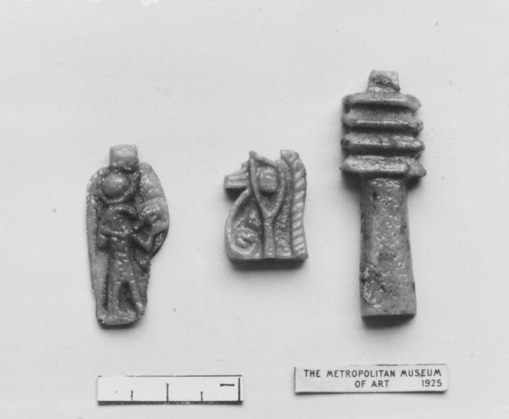 Djed (Osiris Pillar) Amulet
