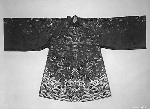 Five-Clawed Dragon Robe