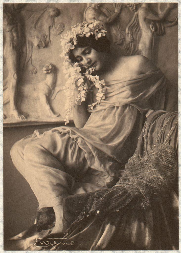 Fritzi von Derra - The Greek Dancer