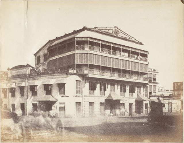 [Grindley and Company Building, Calcutta]
