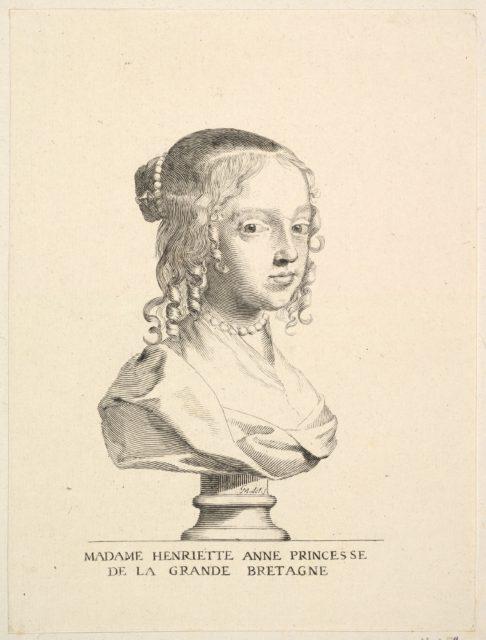 Henriette-Anne d'Angleterre, duchesse d'Orléans