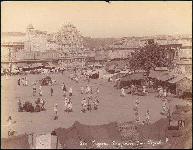 Jaipur, Sanganeer - Ka - Chopal