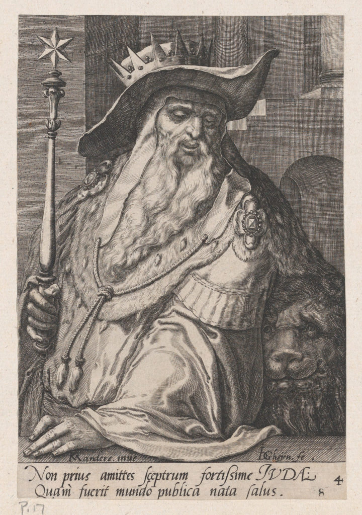 Judah, from The Twelve Sons of Jacob
