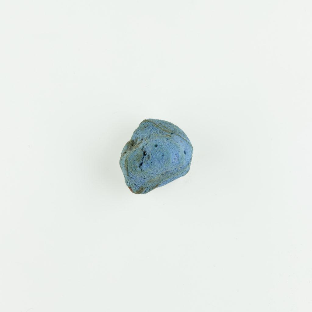 Lump of Blue Paste