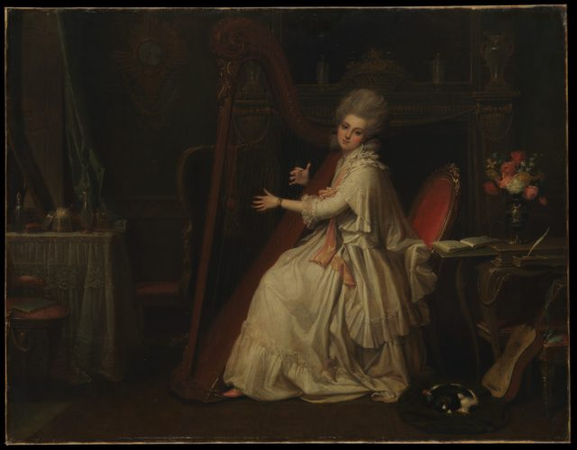 Marianne Dorothy Harland (1759–1785), Later Mrs. William Dalrymple