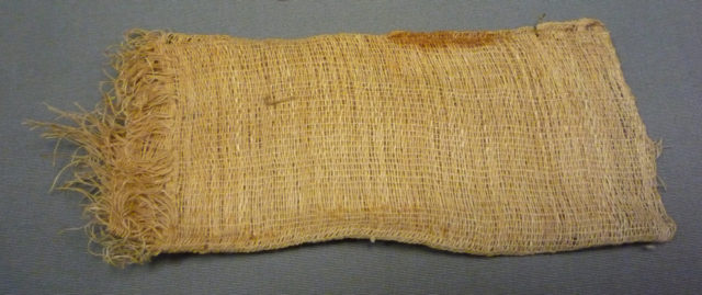 Model Sheet from the Foundation Deposit for Hatshepsut's Tomb
