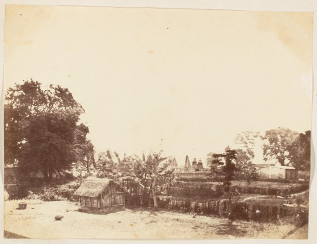 [Old Burial Ground, Dum Dum, Calcutta]