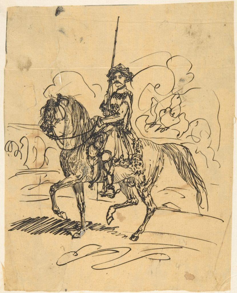 Oriental Rider